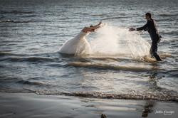 mariage photographe eau