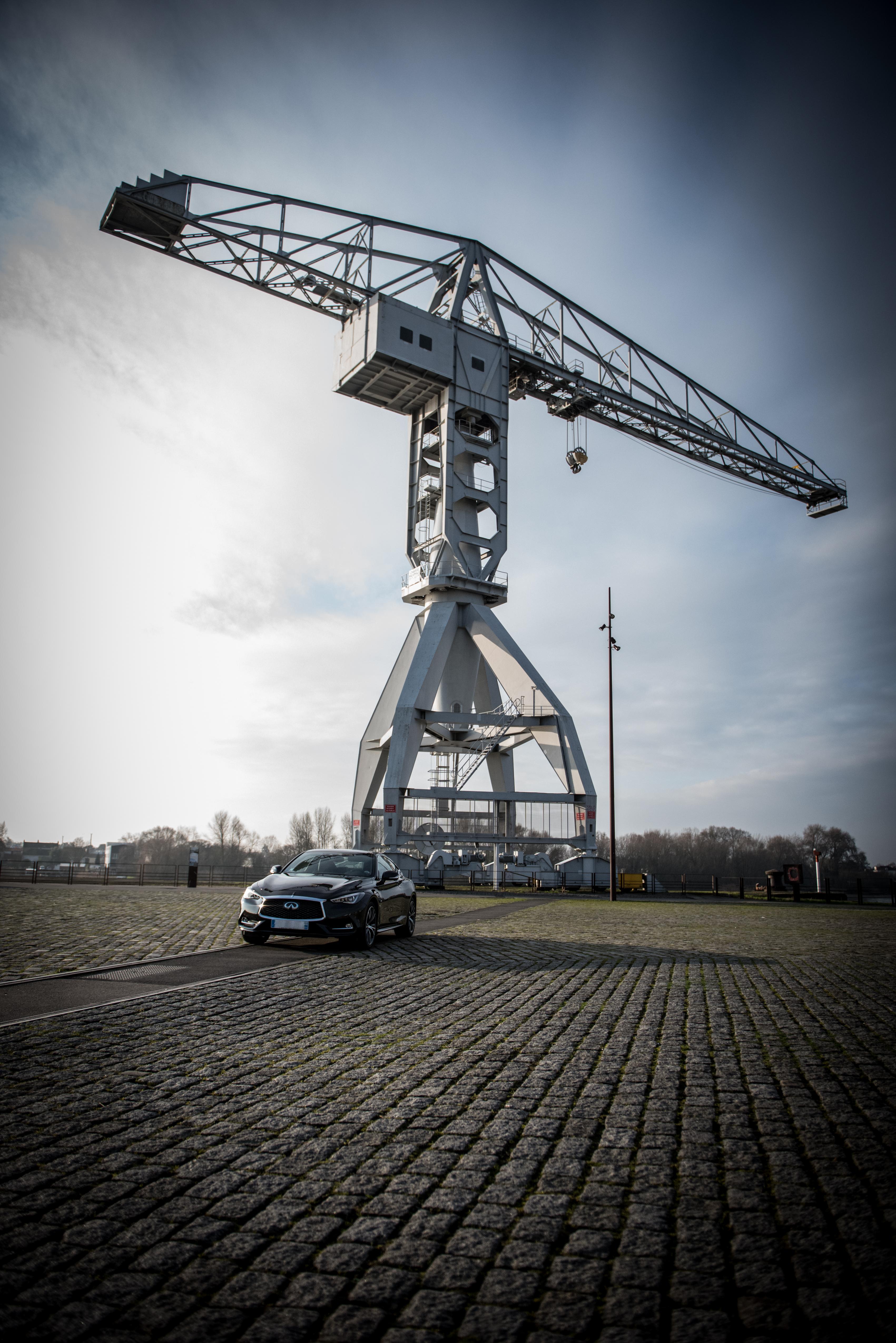 mise en scene photo publicitaire automobile