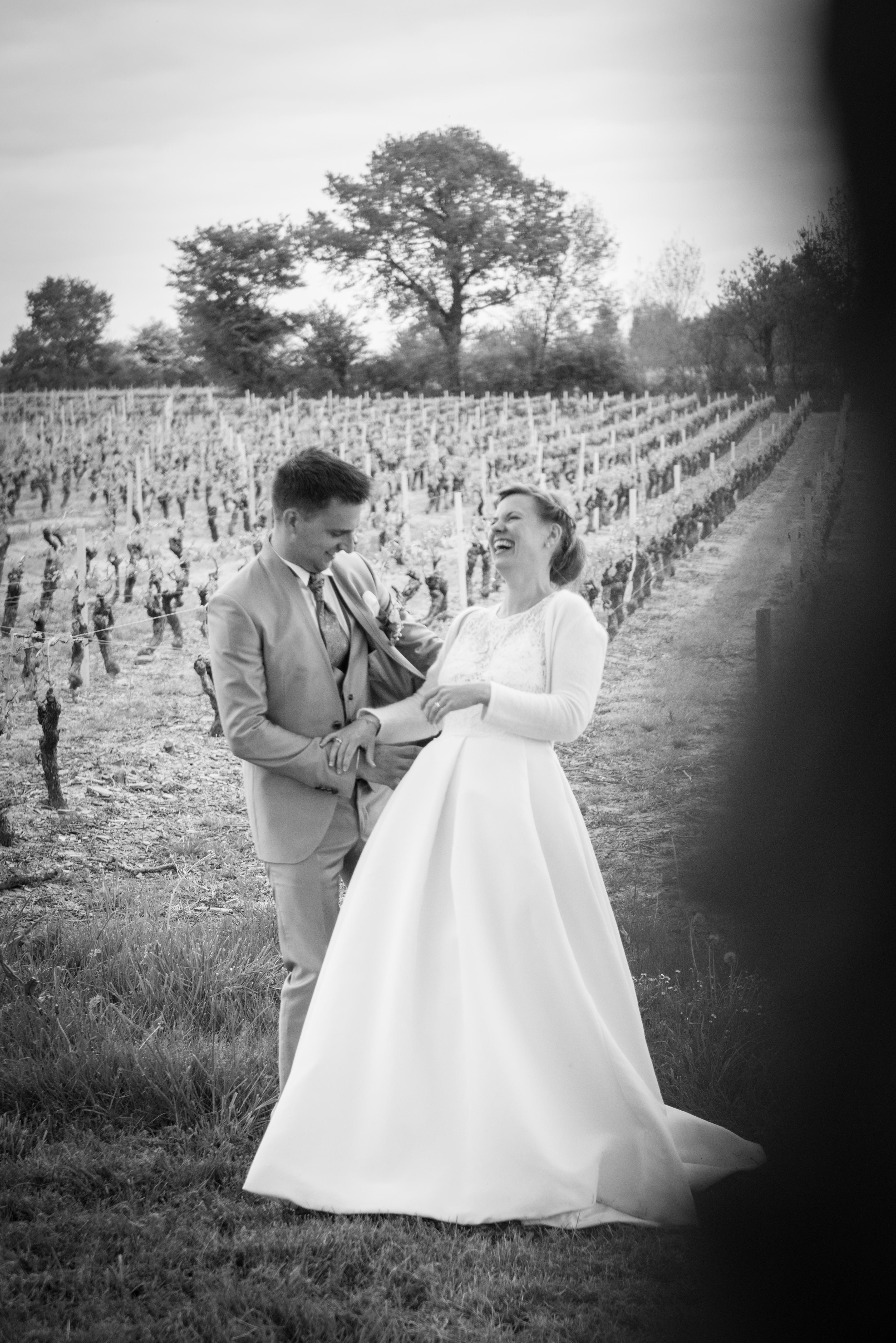 photographe mariage vigne