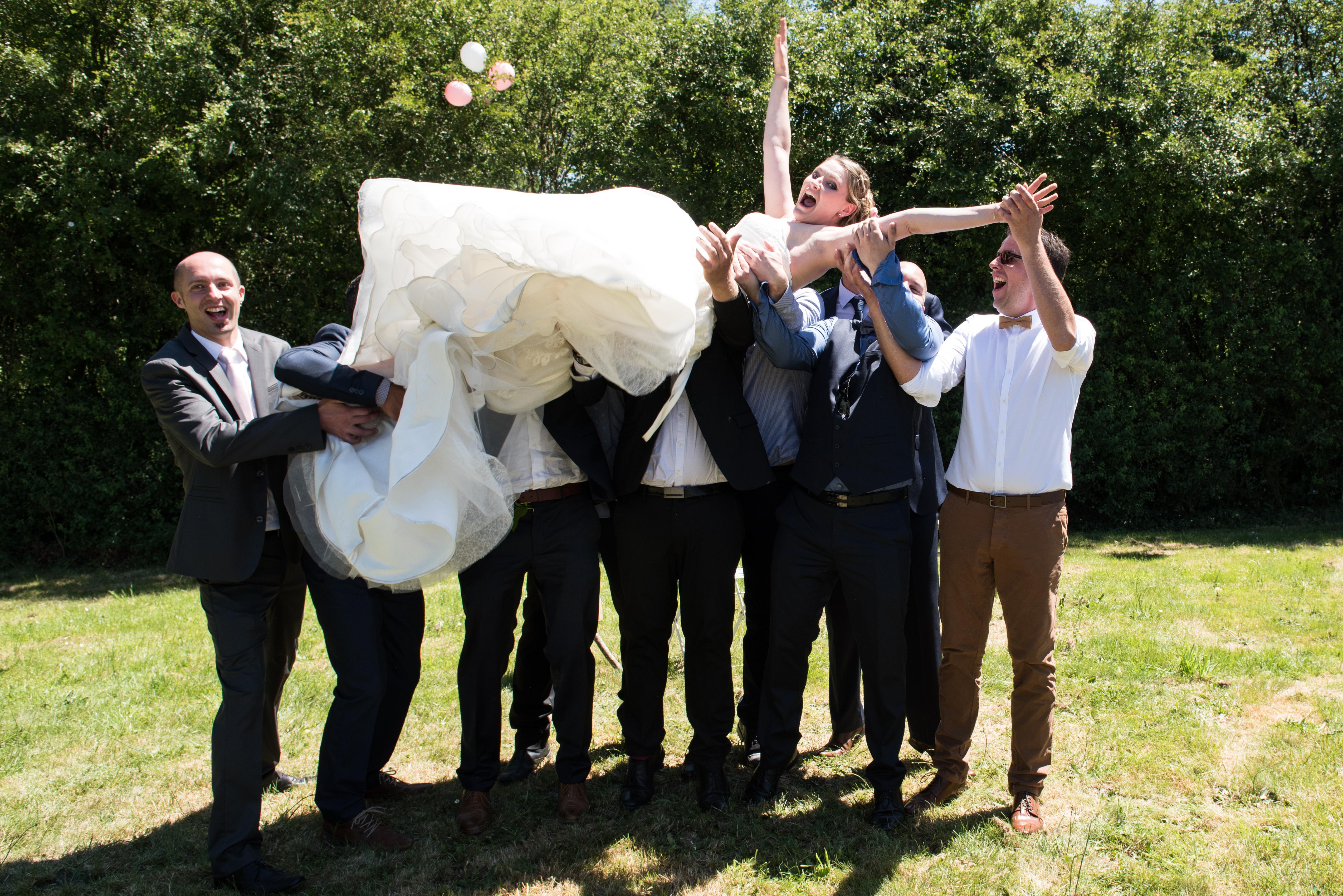 photo groupes mariage humour