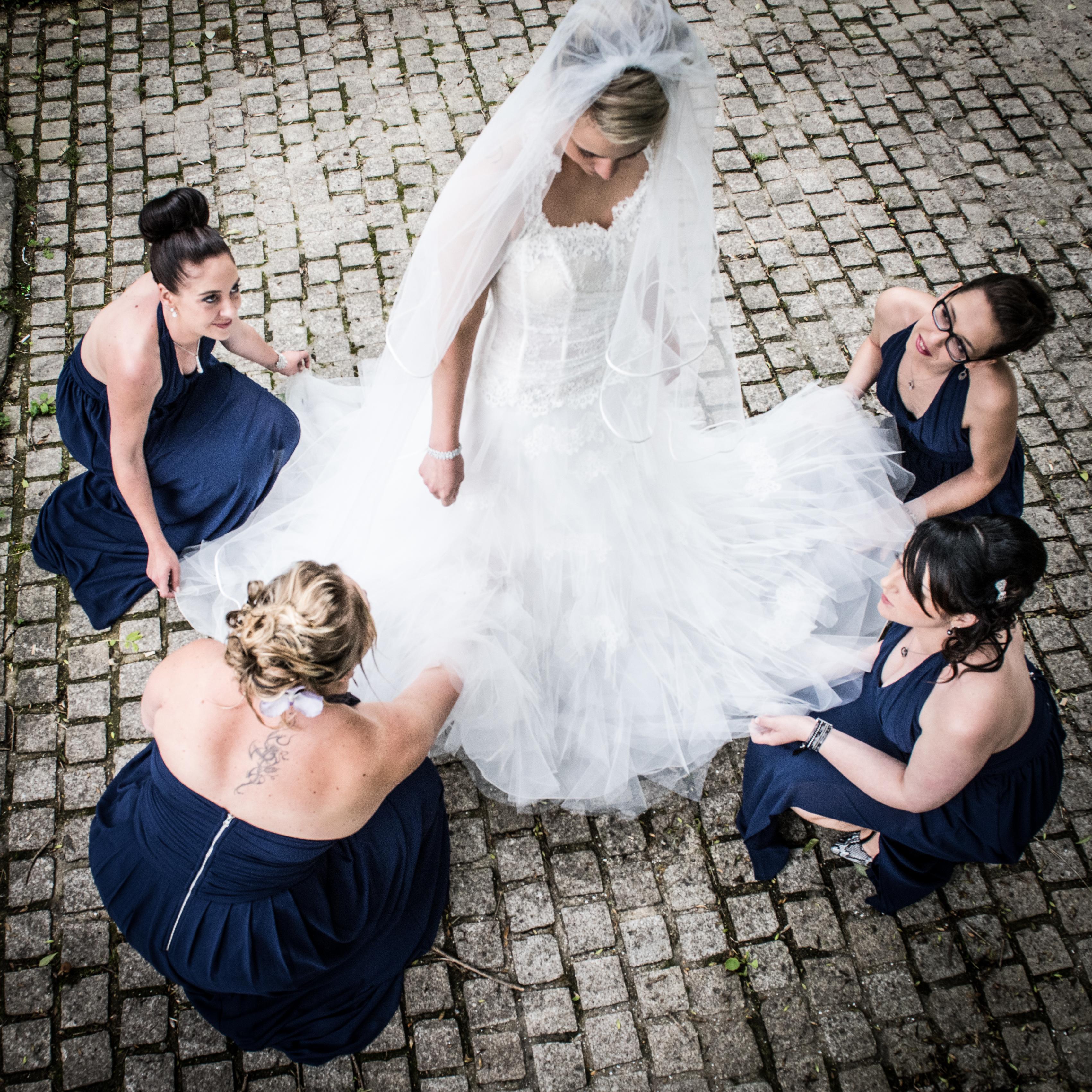 demoiselle honneur mariage