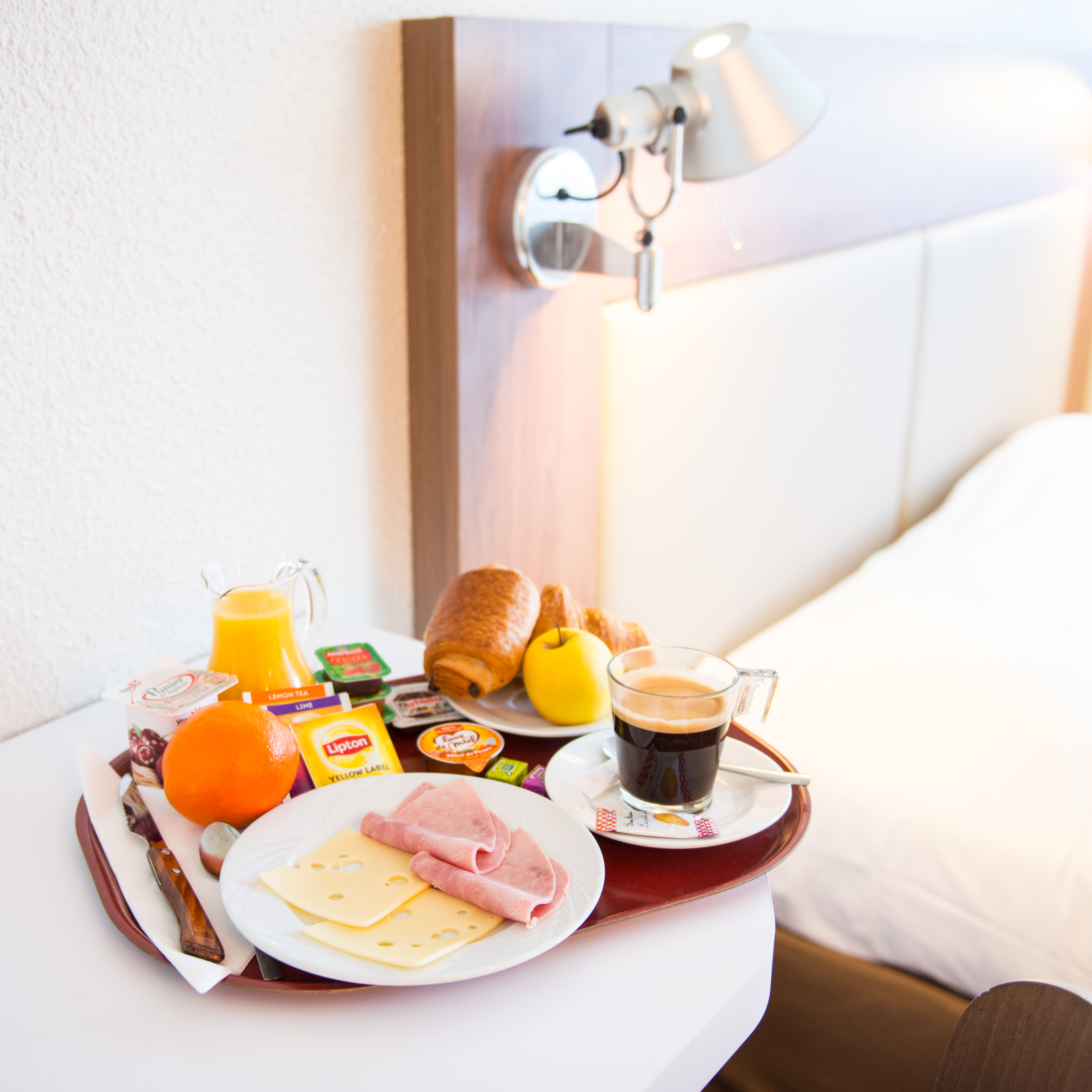 hotel petit dejeuner photgraphe