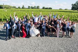 groupe mariage photo
