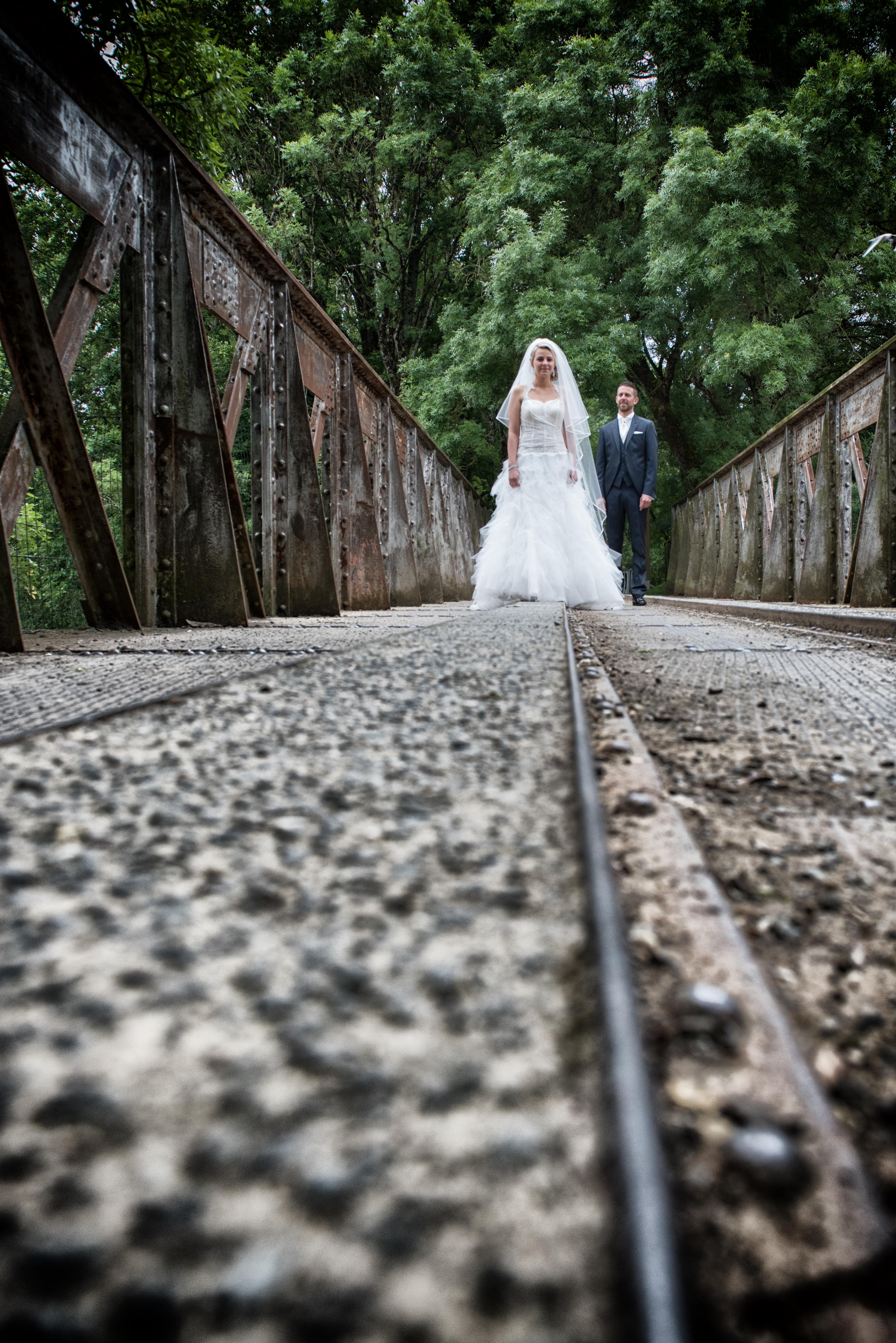 mariage train