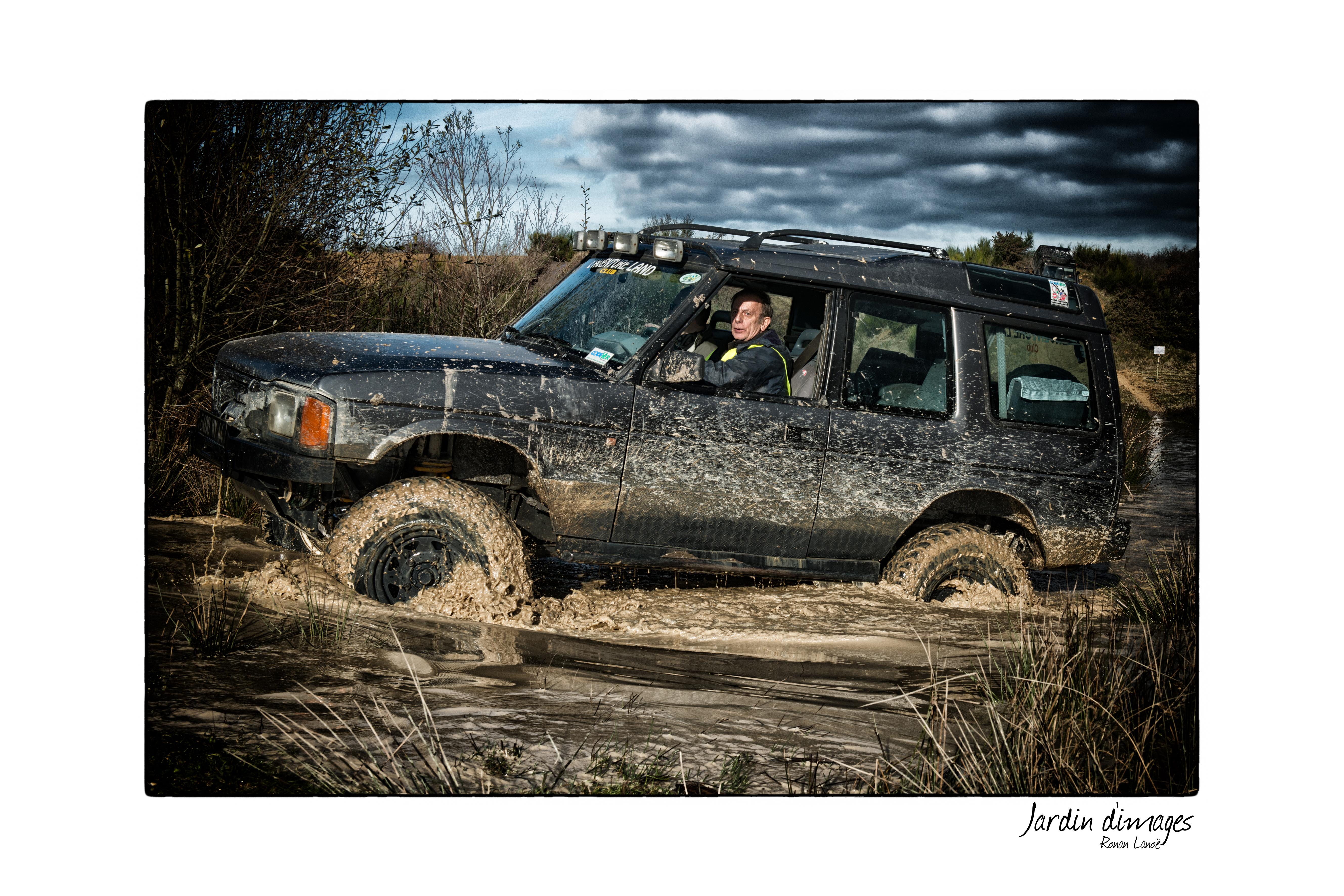 photo 4x4 boue