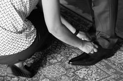 photo chaussure mariage