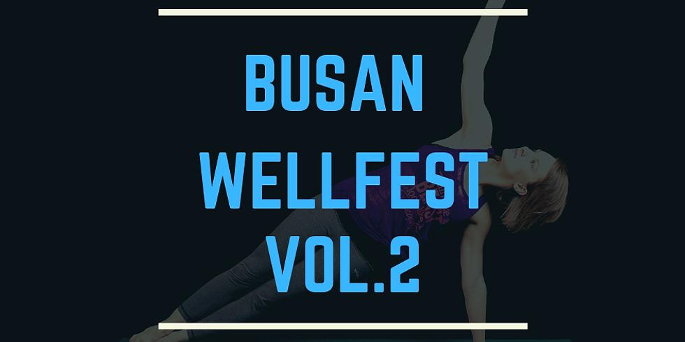 Busan WELLFEST Vol.2