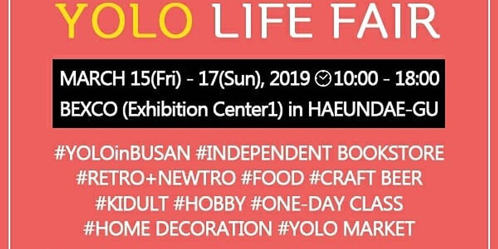 YOLO Life Festival: Yoga with Danielle - Sunday 17th March 11am