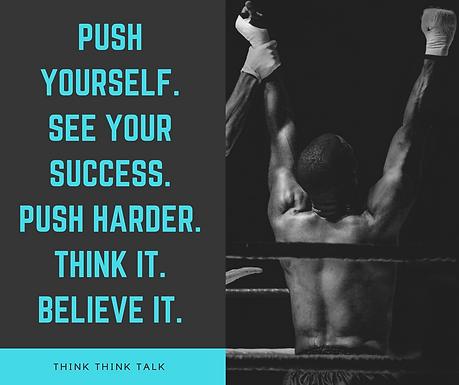 Let's talk motivation.