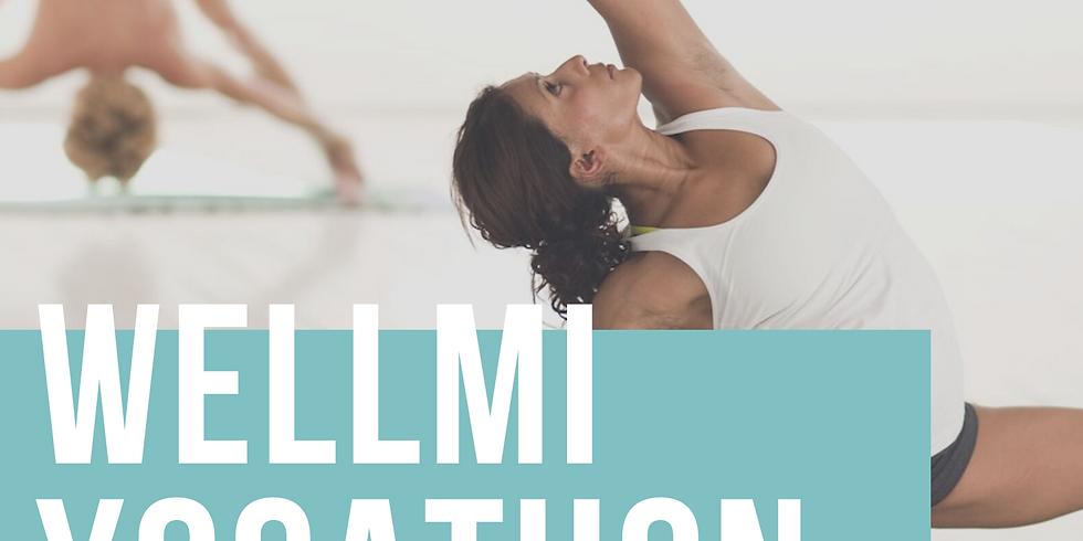 2019 WellMi Yogathon! 웰미와 함께하는 요가 마라톤!