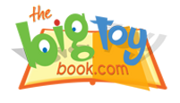 Lori Osiecki_The Big Toy Book Logo Design