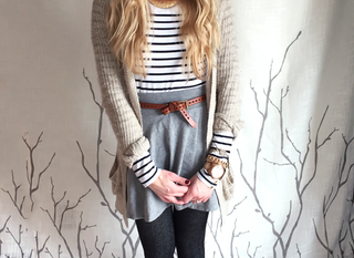 Winter Layers With A Twist