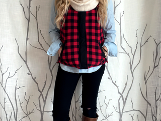 Buffalo Plaid: More Than A Trend