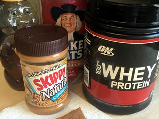 Homemade Protein Bar