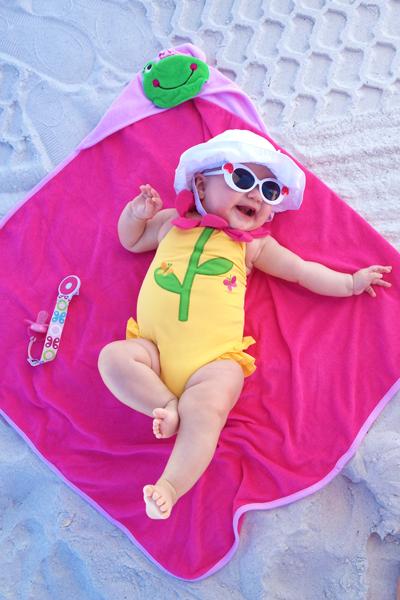 Just a little beach bum