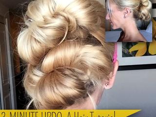 3-Minute Hair Tutorial