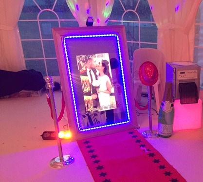 Magic-Mirror Deposit / 3 hour booking