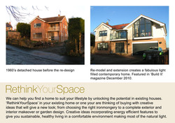House Re-model and Restyle