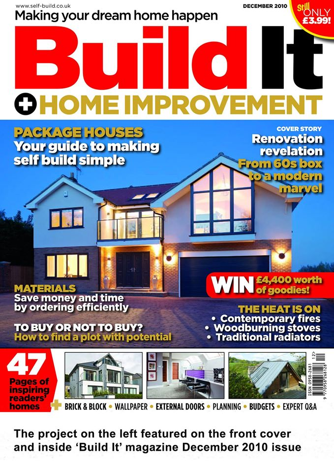 Feature in Build It Magazine