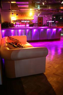 RAW Nightlife main bar 2