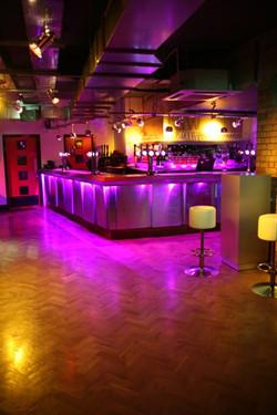 RAW Nightlife main bar 3
