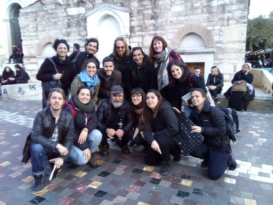 The fantastic journey of KISS PROJECT in Athens!
