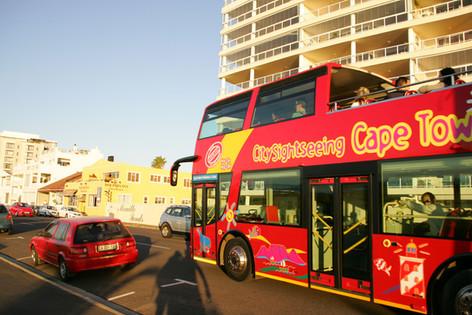 City Sight Seeing bus