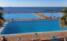 Sea Point Pavillion. Outdoor Swimming Pool, Sea Point.