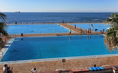 Sea Point Pavillion. Outdoor Swimming Pool, Sea Point.