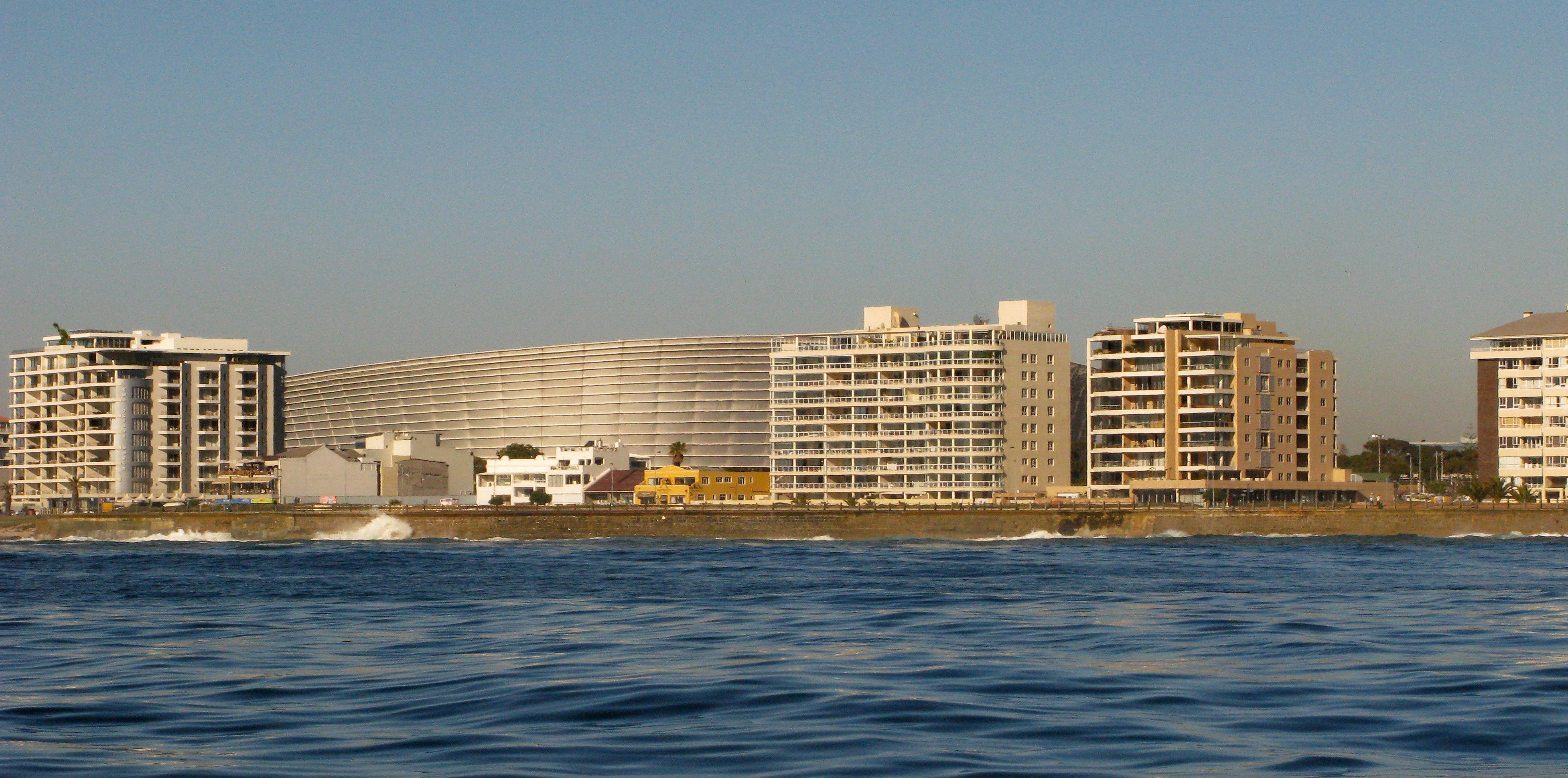 Dolphin Inn, ocean view