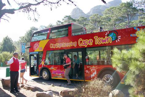City Sightseeing Bus