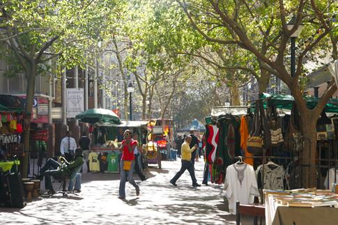 St Georges Street Market
