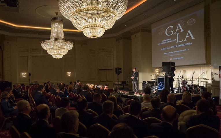 Gala premiilor pietei de capital 2019 prezentare