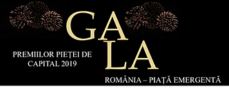 Gala premiilor pietei de capital 2019