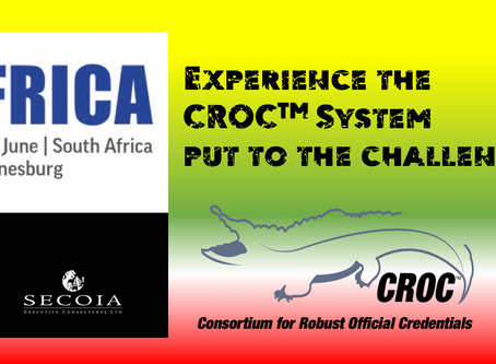 SECOIA presents at ID4Africa groundbreaking solution toolbox for rugged credentials
