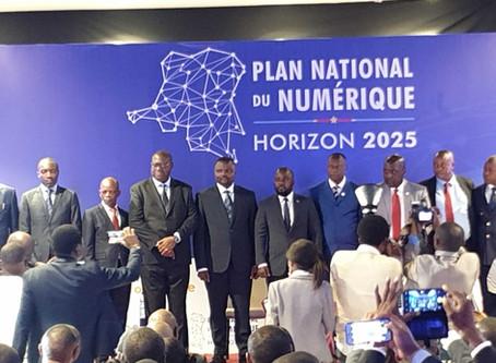 DRC - National Digital Plan