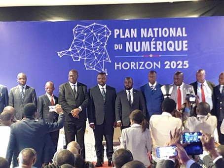 DRC - National Digital Plan