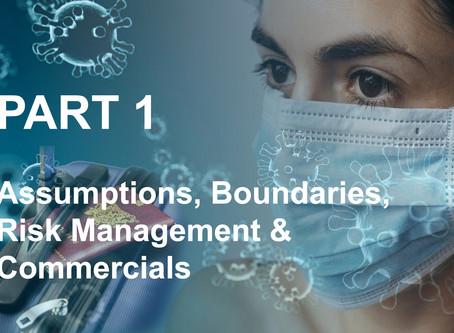Facilitating responsible travel in times of pandemics (Part 1)