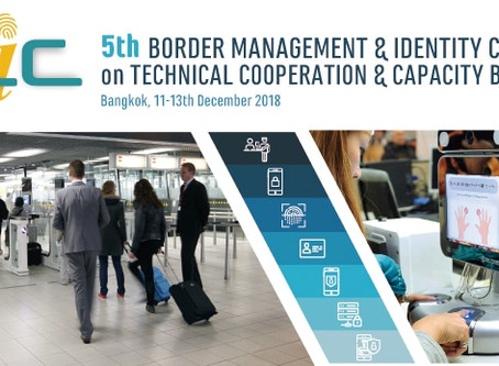 Predictive Analytics for Bordermanagement @ BMIC18