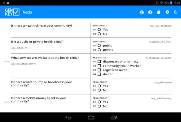 Datacapturing_04_Automatic Questionnaire