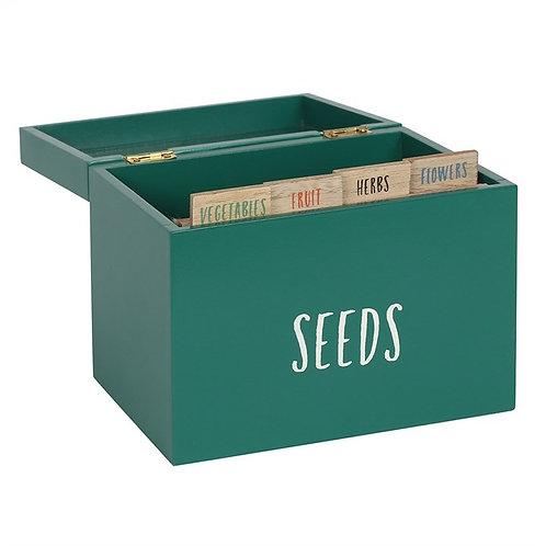 Seed Storage Box