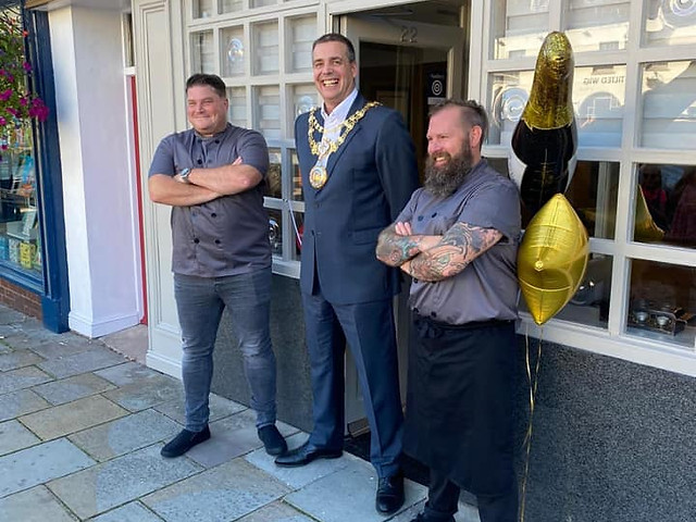 Taylors in Warwick reopened by Terry Mor