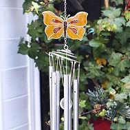 Yellow Brimstone Butterfly Garden Windch