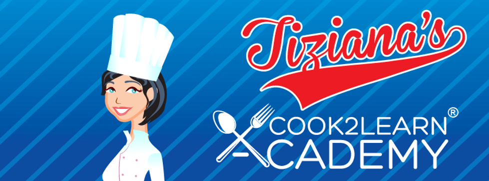 Tiziana's Cook2Learn Academy