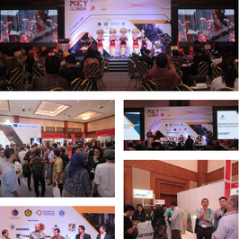 MET CONNEX - Metallurgy Conference & Expo 2019, Jakarta