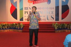 Jamil Azzaini, CEO Kubik Leadership