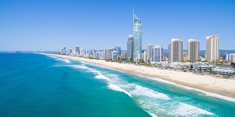 goldcoast オーストラリア GW休業 海外旅行 TRIP  海 ETERNITYGINZA