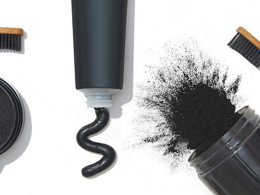 activated charcoal toothpaste: benefits and precautions, plus a recipe