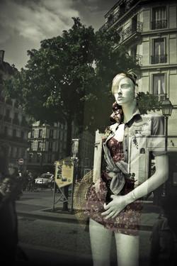 PARIS rue des Beaux-Arts
