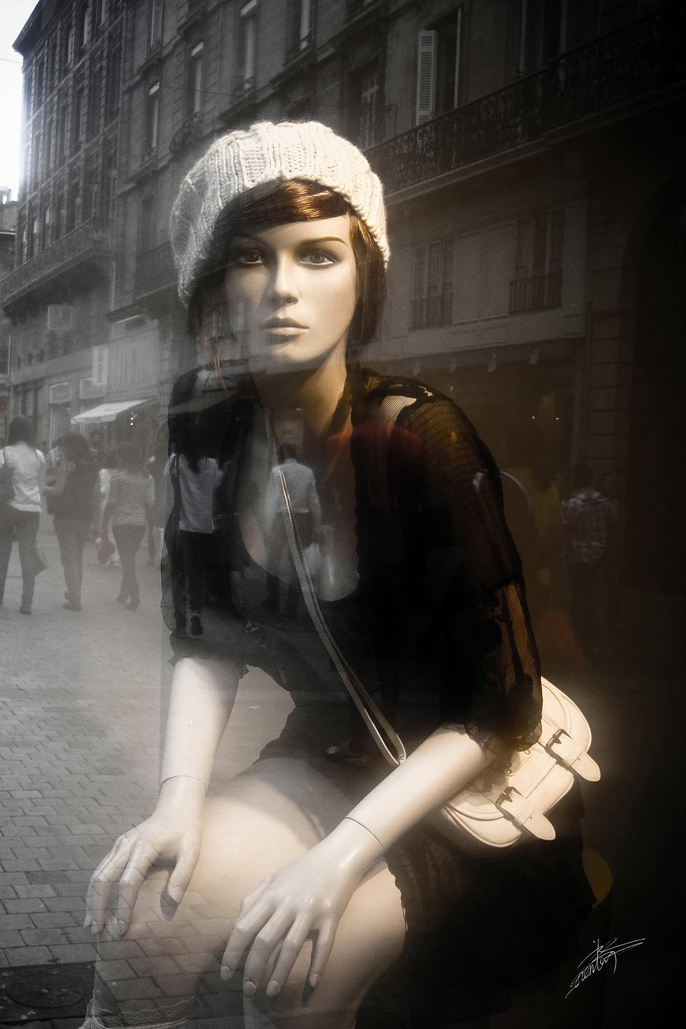 BORDEAUX rue Magnificat